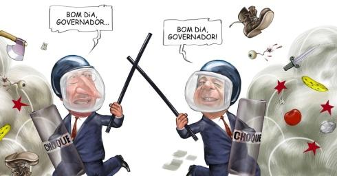 17jun2013---os-governadores-dos-estados-de-sao-paulo-geraldo-alckmin-e-rio-de-janeiro-sergio-cabral-sao-os-personagens-da-charge-de-renato-aroeira-sobre-os-protestos-contra-o-aumento-da-tarifa-do-1371520264312_956x500